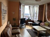 Room in 4 bed flat in Dennistoun from mid August