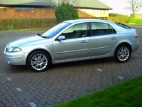 Renault Laguna 2.0i 16v Privilege hatch - only 57k with FSH !