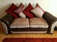 2 seater sofa £75