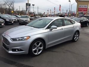 2016 FORD FUSION SE - SUNROOF, REAR VIEW CAMERA, BLUETOOTH, ALLO