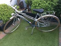 For Sale Ladies Raleigh Bike
