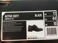 Size 10 work safety shoes