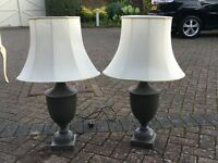 Pair of OKA Lamps