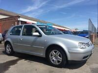2001 VOLKSWAGEN GOLF GTI *NEW 12 MONTH MOT*DAB DIGITAL RADIO*LEATHER HEATED SEATS*SERVICE HISTORY VW
