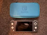 Nintendo Switch Lite (Grey) - good condition