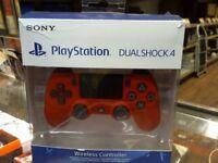 SONY PS4 DUALSHOCK WIRELESS CONTROLLER, BOXED, 6 MONTHS WARRANTY