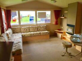 🌟 Static Caravan Holiday Home 🌅 3 Bedroom 🎉 Huge Living Space 🎆 Scottish Borders Seaside Park 🎈