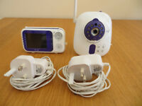 BT digital video baby monitor 1000