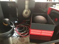 BROKEN Dr Dre Beats Studio Headphones