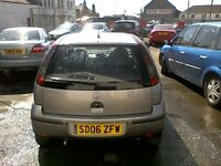 2006 Vauxhall Corsa Life Twinport 5 Door 1L Petrol 31k Year MoT Full Service Warranty MUST BE SEEN