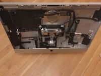 "Original Apple iMac 27"" Late 2009 Aluminum Rear Housing Case"