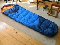 Coleman Thick & Warm Mummy Style Adult Sleeping Bag