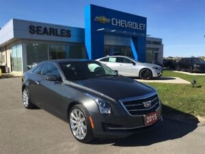 2015 Cadillac ATS All Whell Drive - winter is coming!