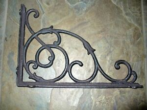 Decorative Wall Brackets Ebay