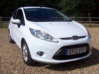 FORD FIESTA ZETEC 1.25 - 3 Door - 12Reg - Low Miles - Excellent Condition - Absolutely Reliable