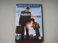 WILL SMITH DVD - IN PURSUIT OF HAPPYNESS - (Kirkby in Ashfield)
