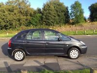 2007 (07) Citreon Xsara Picasso 1.6 Manual 5Doors With Long MOT PX Welcome