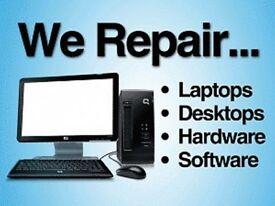 London PC/Computer/Laptop/MAC/Apple/Windows Repair IT Support Service