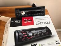 Sony CD player ups port