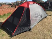 Pro Action. ProAction 4 Man Dome Tent. 1500 Head. Good Condition. All Kit