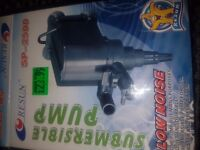 Resun sp-2500 submersible aquarium pump