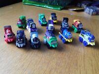 Thomas tank superhero minis
