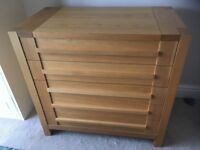 M&S Sonoma Light Chest of Drawers