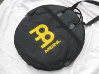"""Cymbals - Meinl 22"""" Cymbal Case - Excellent"""