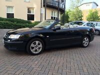 2007 Saab 9-3 93 Covertible automatic 1.9 diesel , cheapest around great condition , part exchange