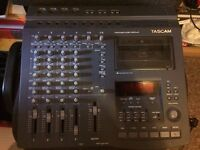 Tascam PORTASTUDIO 424 MKII Analog Cassette Tape 4 Track Recorder