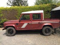 Land Rover Defender 110 TDI 200