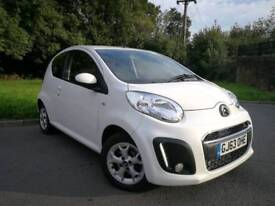 2013 63 Citroen C1 VTR Plus 3dr Immaculate Condition