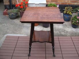 c1900 Occasional Table