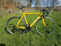 Trek Alpha SLR 2300 Road Bike Shimano 105 Campagnolo Khamsin Wheels