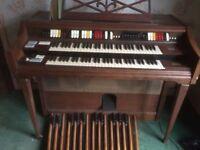 Wurlitzer Electrostatic Organ