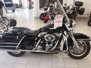 2007 Harley-Davidson Road King Classic Touring POLICE EDITION  4