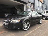 2007 Audi S4 Cabriolet 4.2 Tiptronic Quattro 2dr - CONVERTIBLE - HUGE SPEC - FULL SERVICE HISTORY