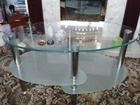 For Sale - Glass Coffee table.