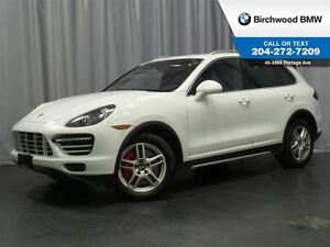 2013 Porsche Cayenne Turbo Local Car 1 Owner!