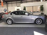 BMW 520d M SPORT Auto 56 plate