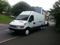 Iveco daily 2.3 extra long wheel base van