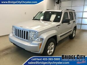 2009 Jeep Liberty Sport- *Flat Towable* Only 63K!!