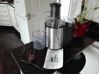 Power Juicer for fruit AND veg