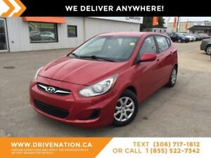 2013 Hyundai Accent L PST PAID !! FAMILY CAR WITH GREAT FUEL...