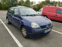 ♧♧♧ Renault Clio 2005 1.2 petrol manual good conditions