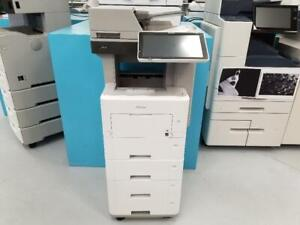 GREAT PRICE OF $1950 FOR RICOH BLACK AND WHITE LASER MULTIFUNCITONAL PRINTER . WITH SPEED OF 62PPM ,COPY, SCAN AND FAX.