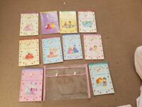 Princess Poppy set of 10 books with FREE wallet