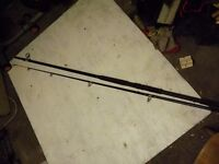 BEACHCASTER FISHING ROD (12 FEET) £10 BUYER TO COLLECT