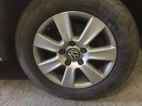 Vw t5 alloys