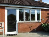 UPVC DOUBLE GLAZED EXTERNAL WINDOW AND DOOR